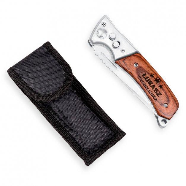 Personalizowany Nóż Sprężynowy