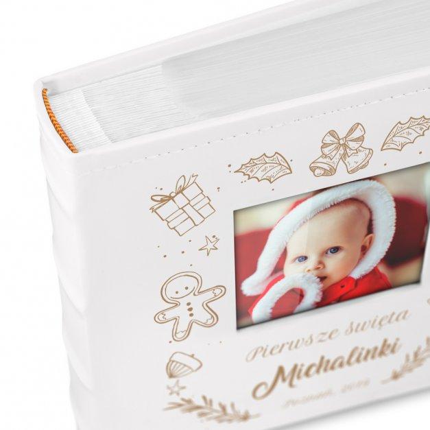 Album Rodzinny GRAWER Prezent Pierwsze Święta