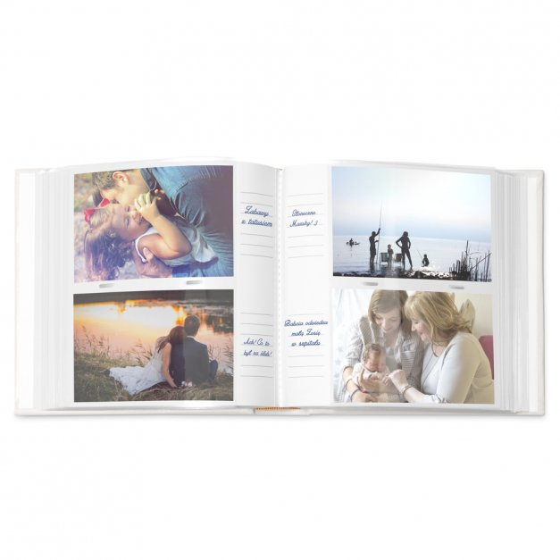 Album Rodzinny GRAWER Prezent Na Święta Zimowe wspomnienia