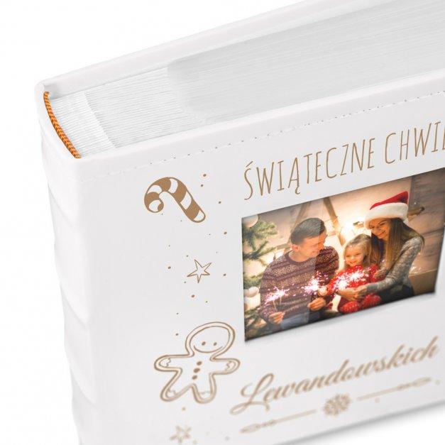 Album Rodzinny GRAWER Prezent Na Święta Świateczne Chwilę