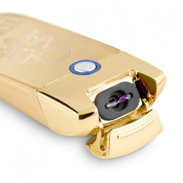 Zapalniczka Plazmowa USB z GRAWEREM Na Święta