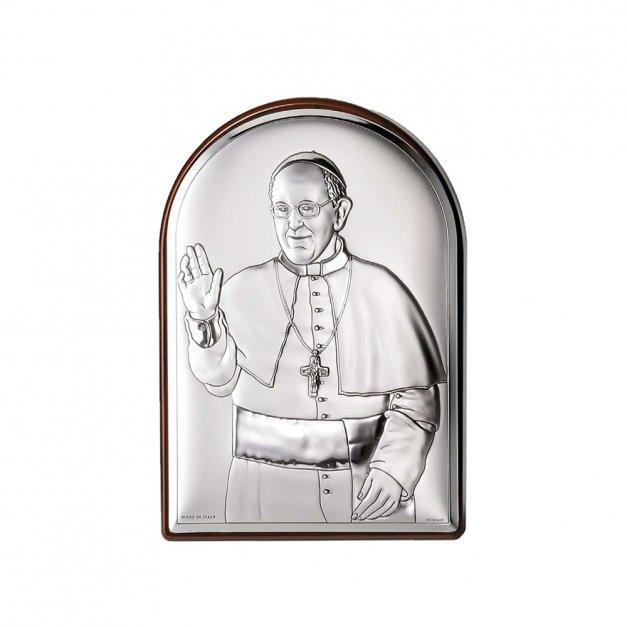 Obrazek Na Komunię Papież Franciszek GRAWER