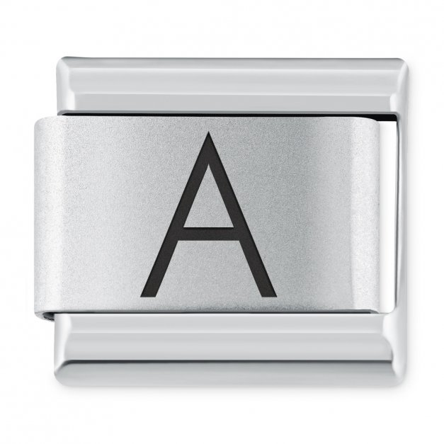 "ITALIAN CHARMS Litera ""A"""