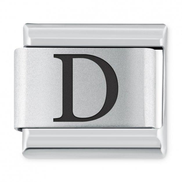 """ITALIAN CHARMS Litera """"D"""""""