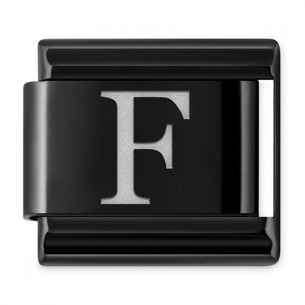 """ITALIAN CHARMS Litera """"F"""""""