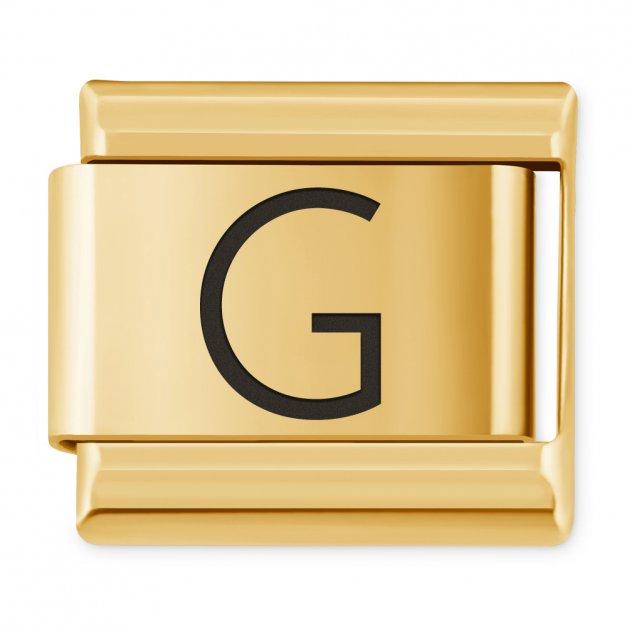 "ITALIAN CHARMS Litera ""G"""