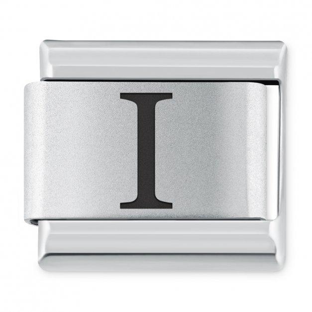 "ITALIAN CHARMS Litera ""I"""