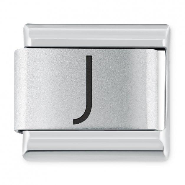 """ITALIAN CHARMS Litera """"J"""""""