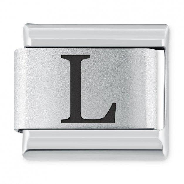"""ITALIAN CHARMS Litera """"L"""""""