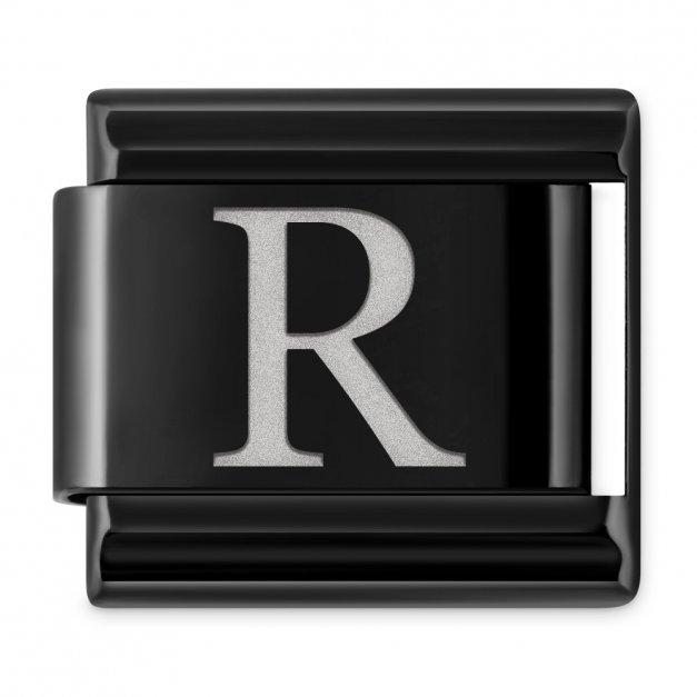 "ITALIAN CHARMS Litera ""R"""