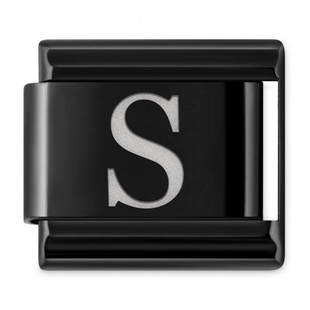 "ITALIAN CHARMS Litera ""S"""