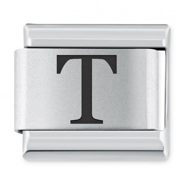 """ITALIAN CHARMS Litera """"T"""""""
