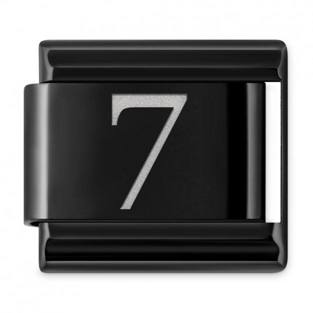 "ITALIAN CHARMS Cyfra ""7"""