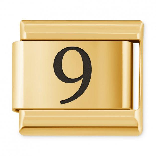 "ITALIAN CHARMS Cyfra ""9"""