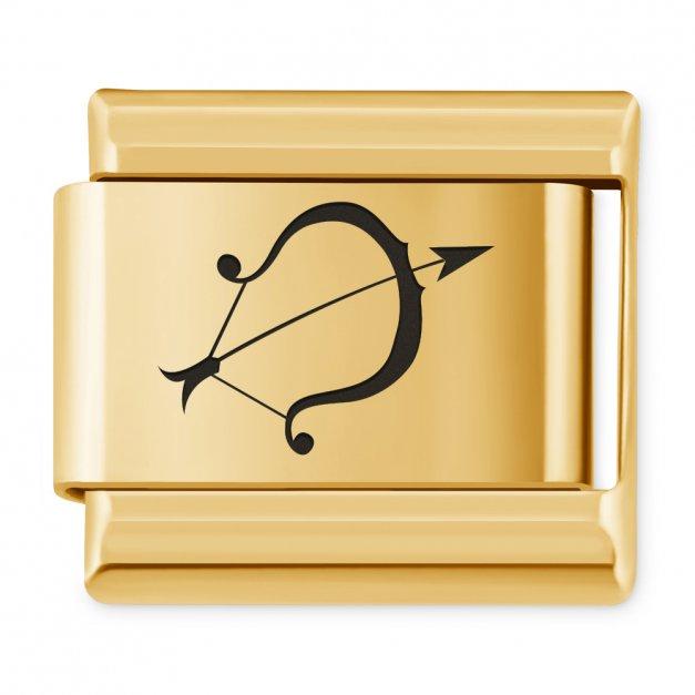 ITALIAN CHARMS Znak zodiaku Strzelec