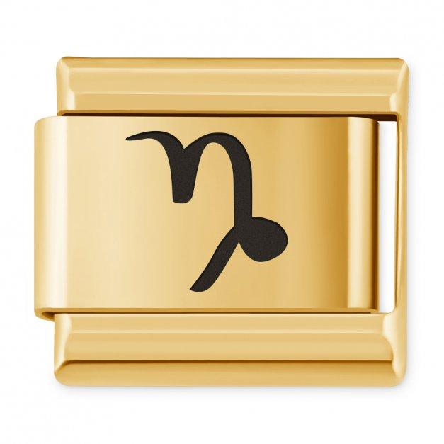 ITALIAN CHARMS Znak zodiaku Greckie Koziorożec