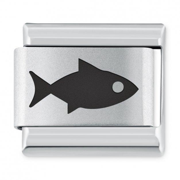 ITALIAN CHARMS Symbole Zwierzęta Ryby