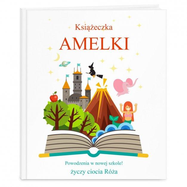 Księga Baśni Dla Dzieci z Nadrukiem Królestwo Baśni