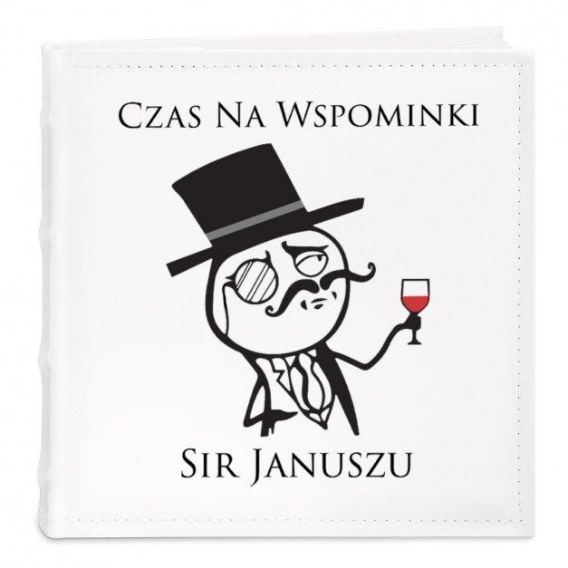 Album Na Zdjęcia Prezent Czas Na Wspominki Nadruk
