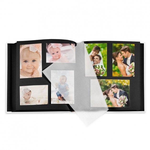 Album Na Zdjęcia Duży Prezent Magnolie Nadruk