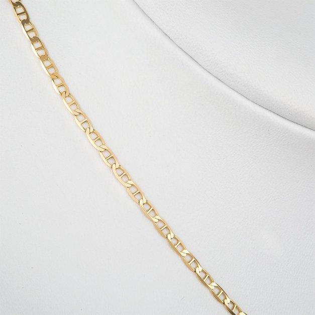 Złoty Łańcuszek 585 Gucci Marina 1,5mm Grawer