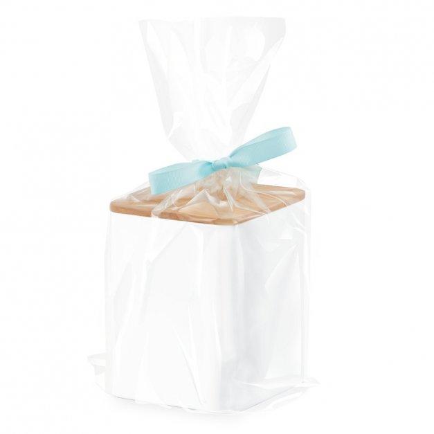 Tradycyjne Pierniki z Torunia w Personalizowanym Pudełku Najwspanialsze Życzenia