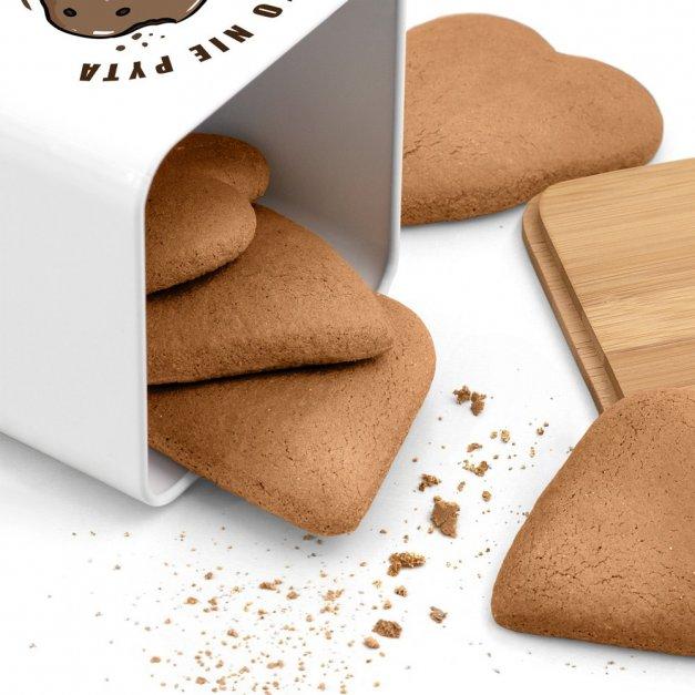 Tradycyjne Pierniki z Torunia w Personalizowanym Pudełku Na Osłodę