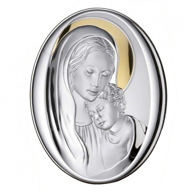 Obrazek Matka Boska Prezent Na Chrzest GRAWER