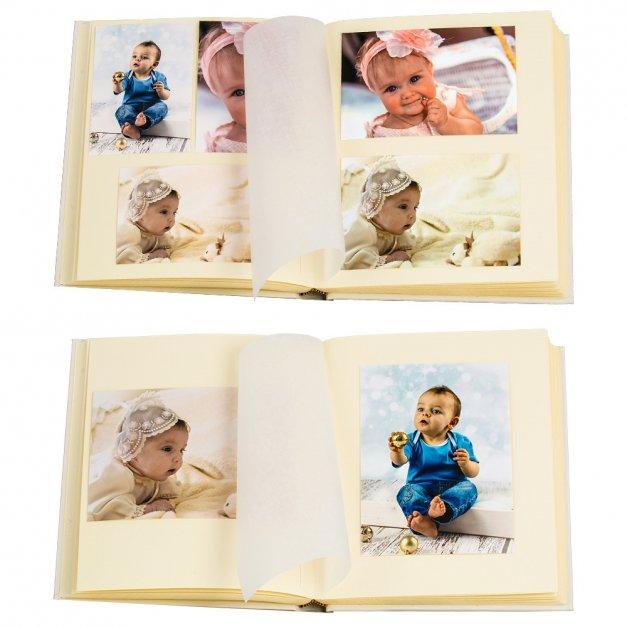 Prezent dla dziecka album z aniołkami