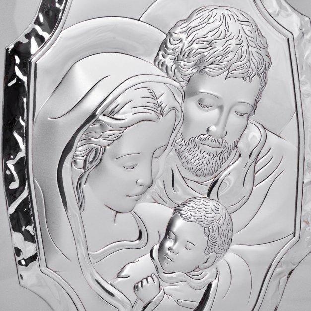 Obraz Święta Rodzina Prezent Na Chrzciny GRAWER