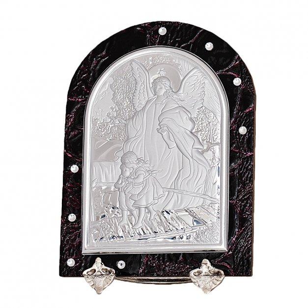 Obrazek Anioł Stróż Prezent Na Chrzest