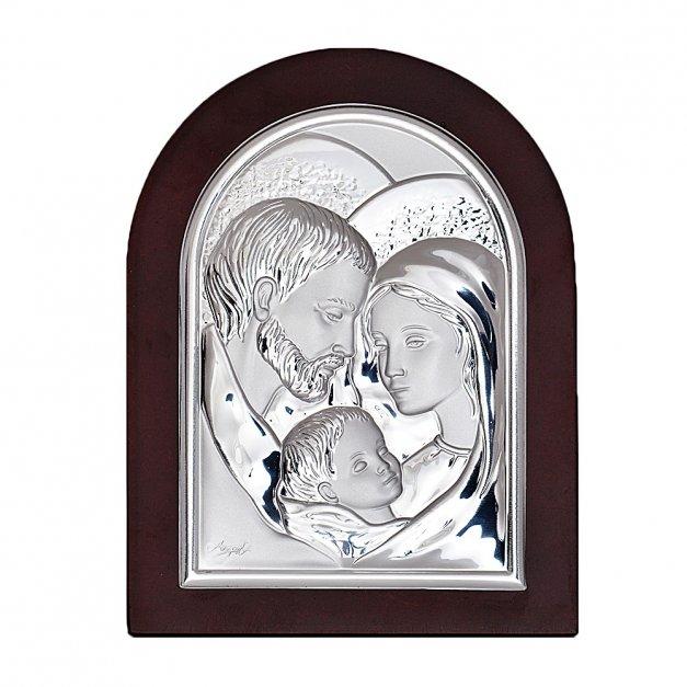 Obrazek Święta Rodzina Prezent Na Chrzest GRAWER