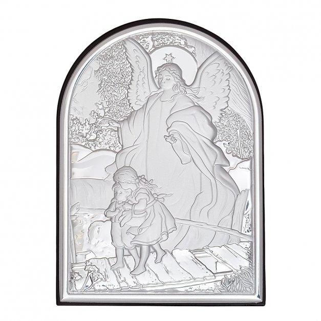 Obrazek Anioł Stróż Prezent Na Chrzest GRAWER