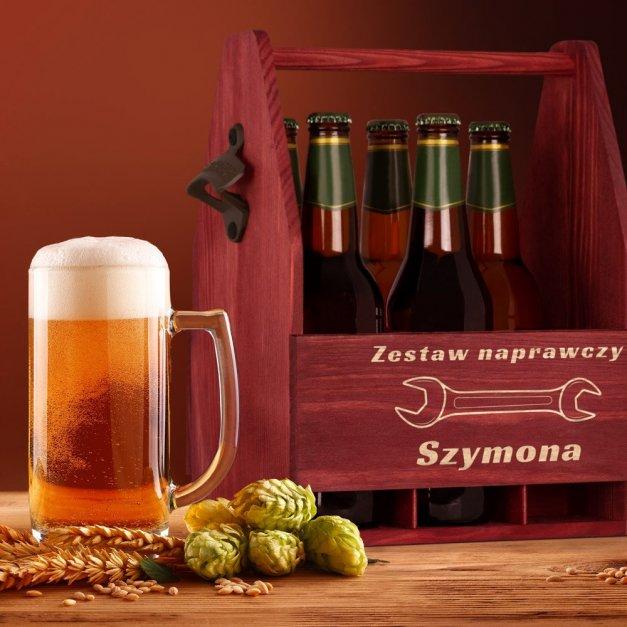Personalizowane Nosidło Na Piwo Z Otwieraczem Zestaw Naprawczy
