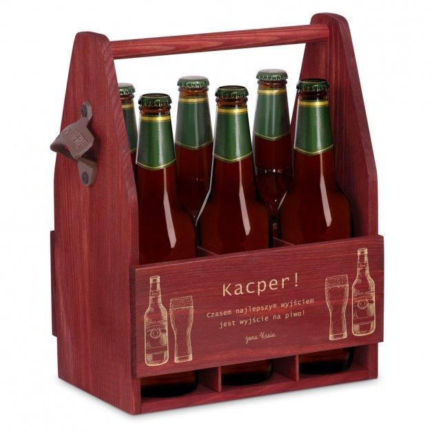 Personalizowane Nosidło Na Piwo Z Otwieraczem Najlepsze Wyjście