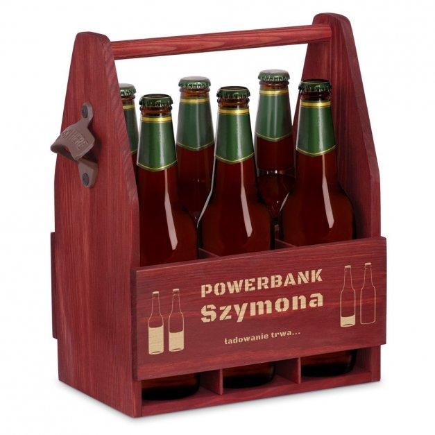 Personalizowane Nosidło Na Piwo Z Otwieraczem Powerbank