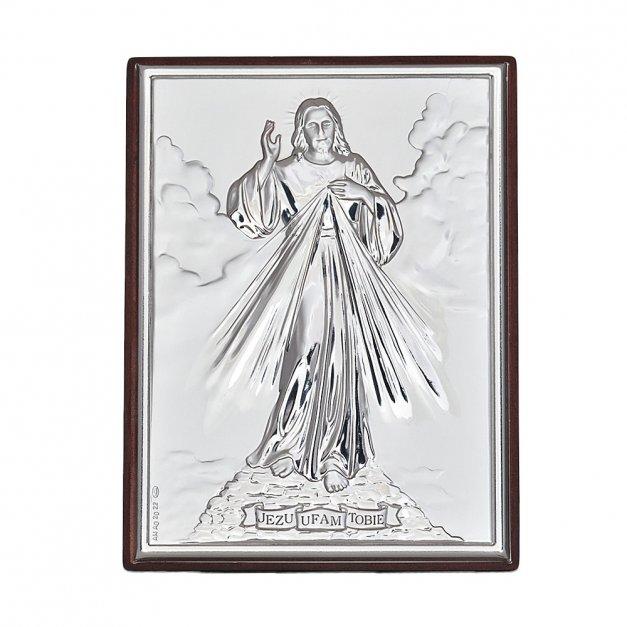 Obrazek Dla Babci Jezus Miłosierny GRAWER