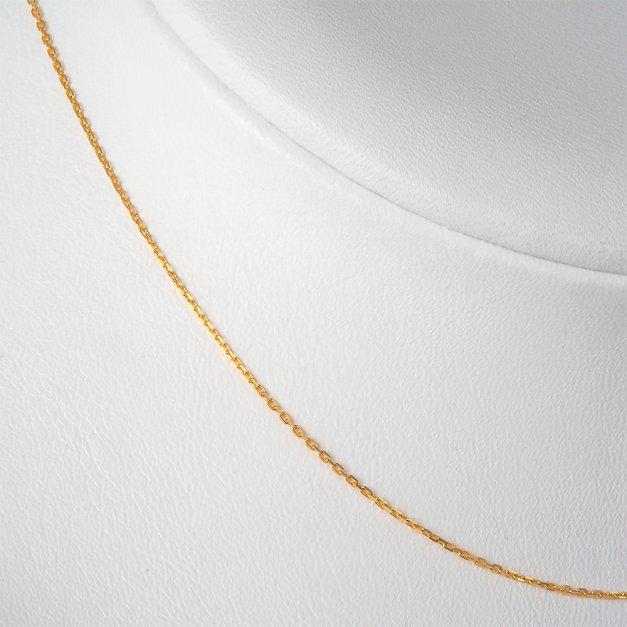 Złoty Łańcuszek 333 ANKER dł. 42-45 cm GRAWER