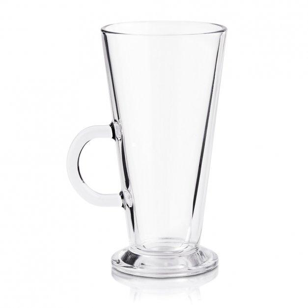 Grawerowana szklanka do Latte