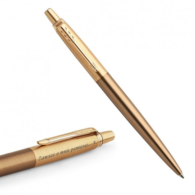 Długopis Parker Jotter Luxury Web Gold