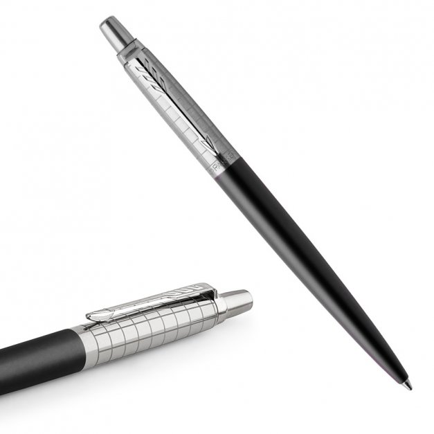 Długopis Parker Jotter Premium Bond Street Czarny CT