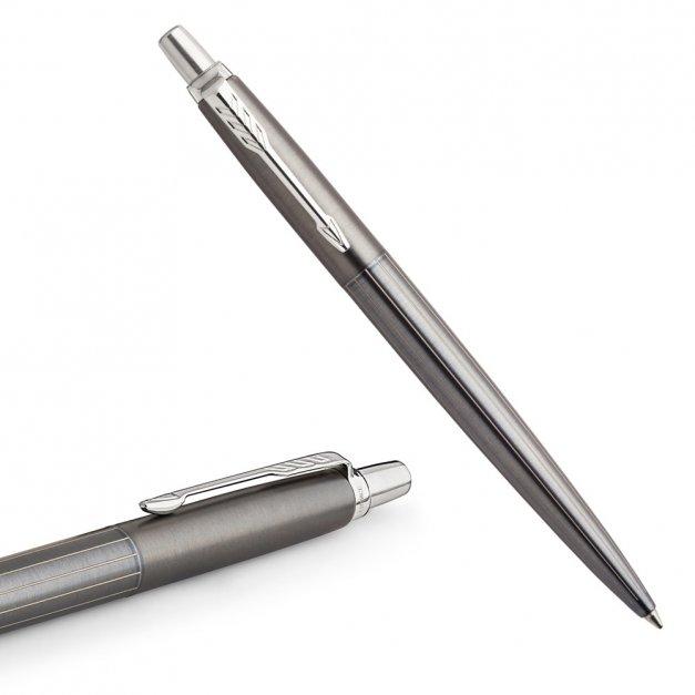 Długopis Parker Jotter Premium Oxford Szary GRAWER