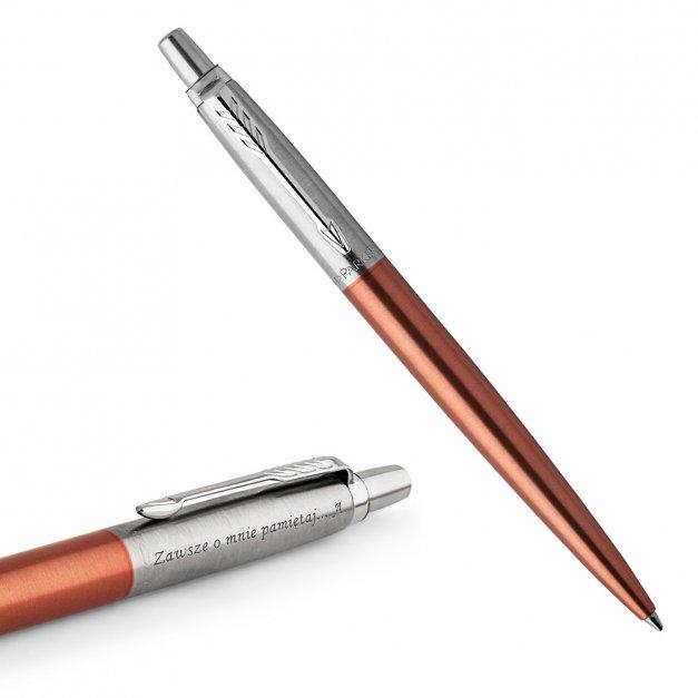 Długopis Parker Jotter Core Chelsea Pomarańczowy CT