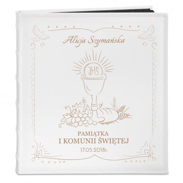 Album Pamiątka I Komunii GRAWER Prezent _B