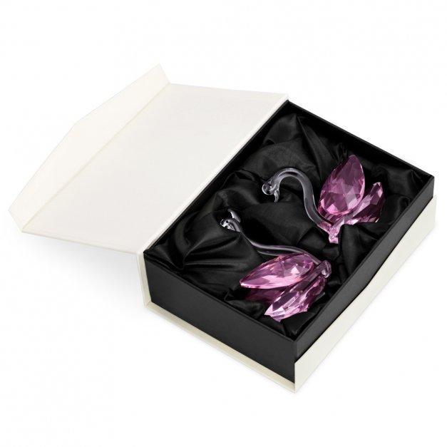 Kryształowe Łabędzie Dla Niej na Walentynki