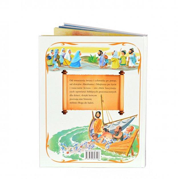 Biblia Dla Dzieci Prezent Na Chrzciny GRAWER
