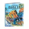 Biblia Dla dzieci Prezent Na Chrzest Z GRAWEREM