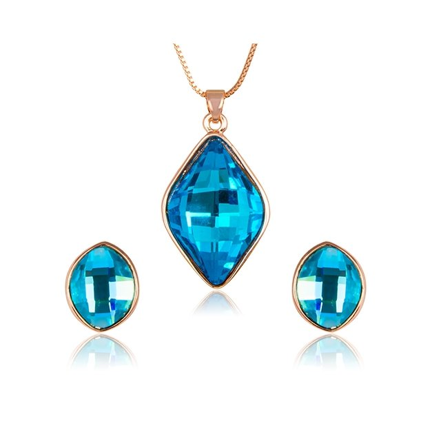 Komplet Crystal Elements