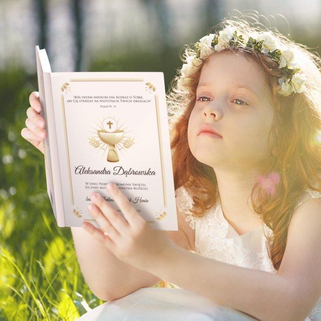 Biblia Dla Dzieci A4 Nadruk Kielich