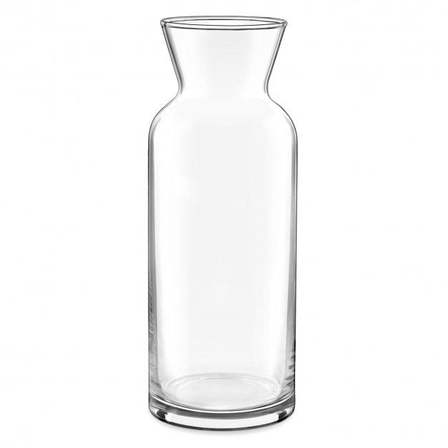 Karafka szklana na wodę grawer lubi przesadzać dla ogrodnika dla niej